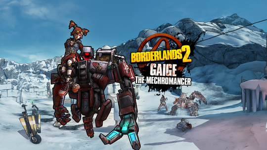 Medium borderlands2 mechromancer aspyr g s
