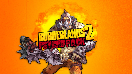 Medium borderlands 2 psycho pack g s