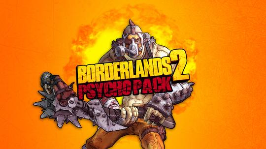Medium borderlands 2 psycho pack g s