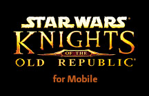 KOTOR on iOS and Android