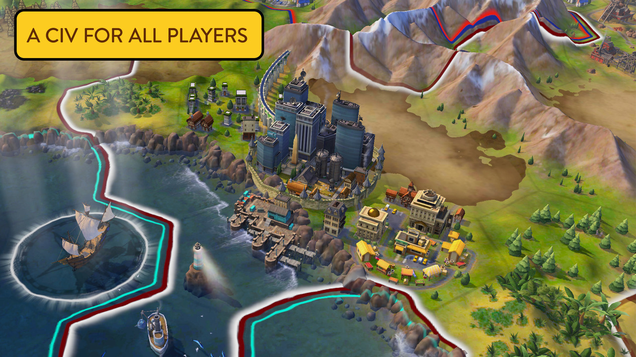 Aspyr - Civilization VI - Mobile