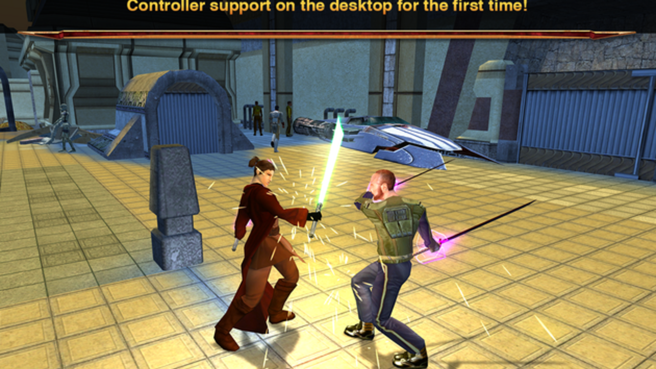 Aspyr - Star Wars: Knights of the Old Republic II – The Sith